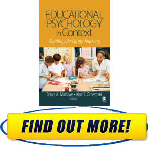 Educational Psychology in Context Readings for Future ...